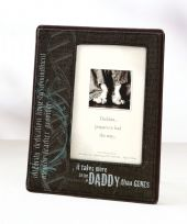 Daddy Gene Photo Frame